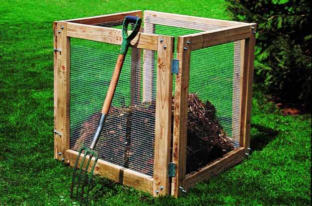 DIY - Compost Bin