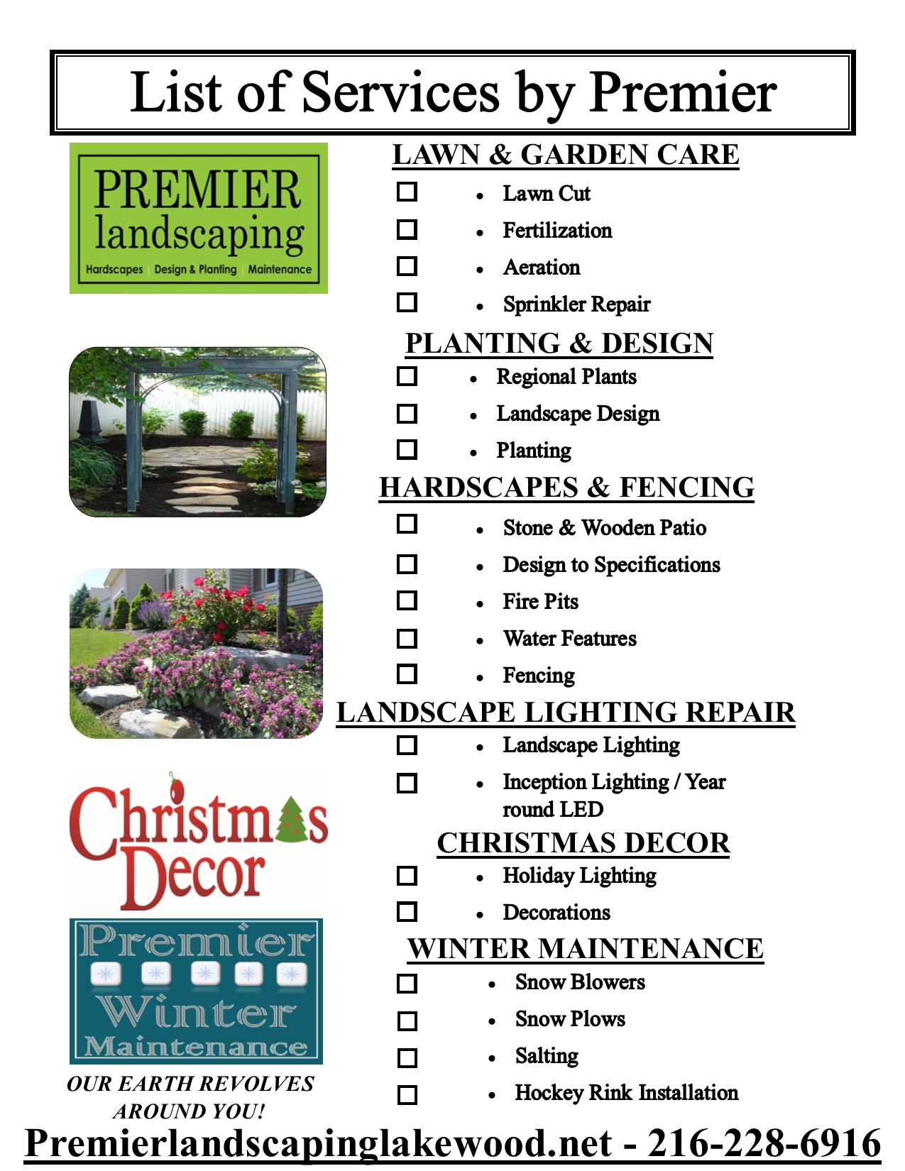 Winter Maintenance - Landscaping Archives Premier Landscaping